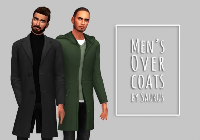 Men's Autumn Collection at Saurus Sims image 4219 670x470 Sims 4 Updates