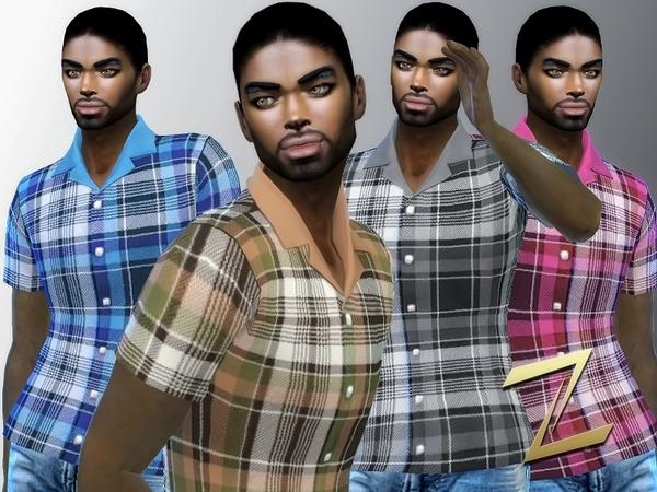 Sims 4 Balito shirt by ZitaRossouw at TSR