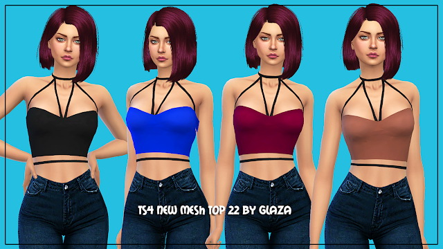 Top 22 at All by Glaza image 5211 Sims 4 Updates
