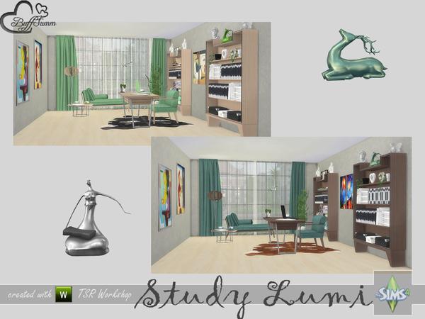 Study Lumi by BuffSumm at TSR image 527 Sims 4 Updates