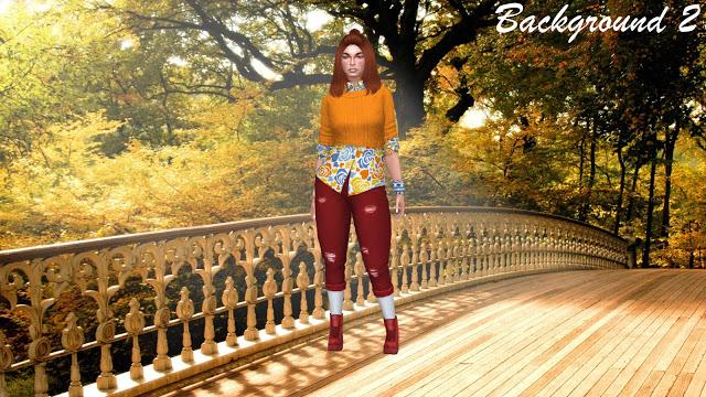 CAS Backgrounds Autumn 2018 Part 1 at Annett's Sims 4 Welt image 6112 Sims 4 Updates