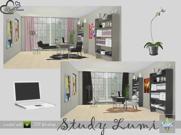Study Lumi by BuffSumm at TSR image 620 Sims 4 Updates