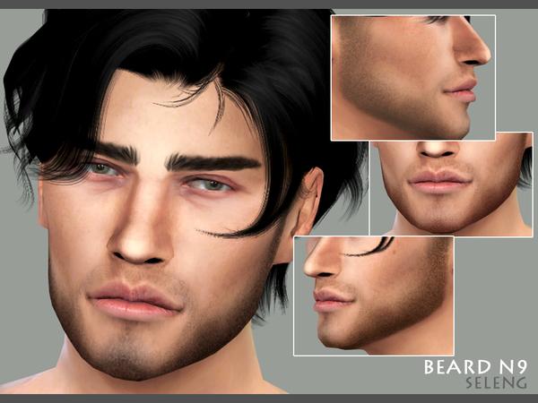Beard N9 by Seleng at TSR image 650 Sims 4 Updates