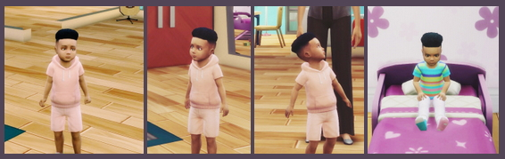 Under Cut Hair Toddler at Birksches Sims Blog image 667 Sims 4 Updates