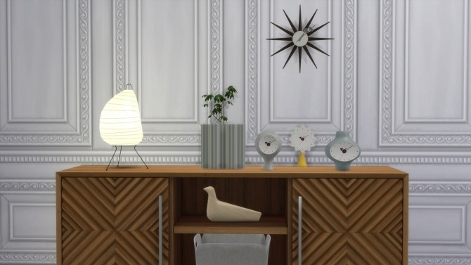CERAMIC CLOCKS at Meinkatz Creations image 6810 670x377 Sims 4 Updates