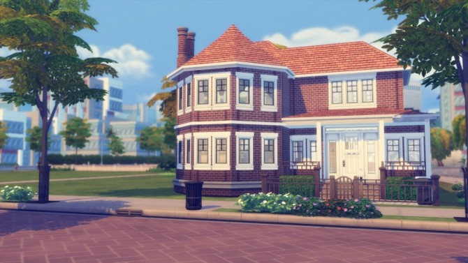 Sims 4 Comfy Cubby house at Simming With Mary