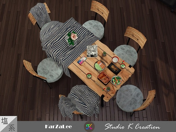 Simple Story set 2 at Studio K Creation image 702 670x502 Sims 4 Updates