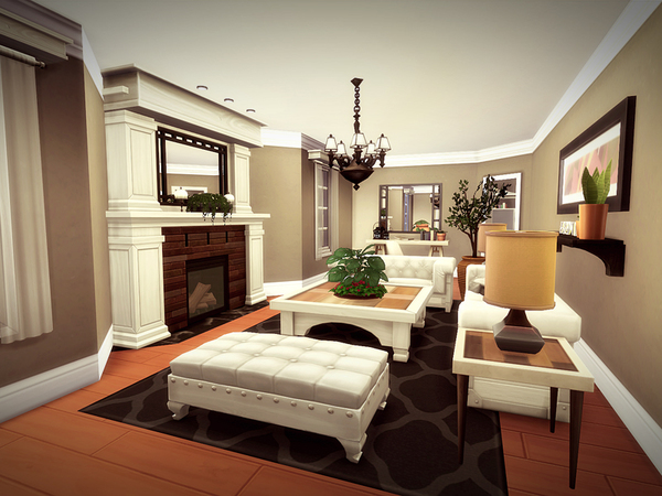 Cloveway house by melcastro91 at TSR image 7110 Sims 4 Updates