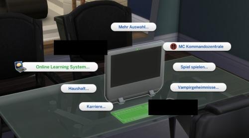 Sims 4 Online Learning System at LittleMsSam