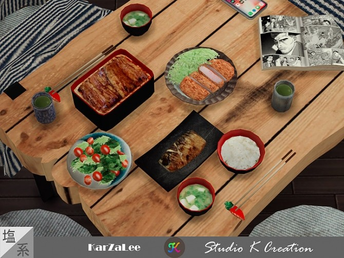 Simple Story set 2 at Studio K Creation image 712 670x502 Sims 4 Updates