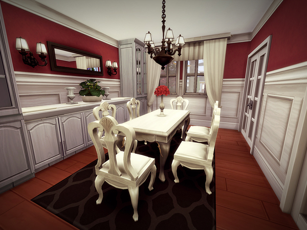 Cloveway house by melcastro91 at TSR image 724 Sims 4 Updates
