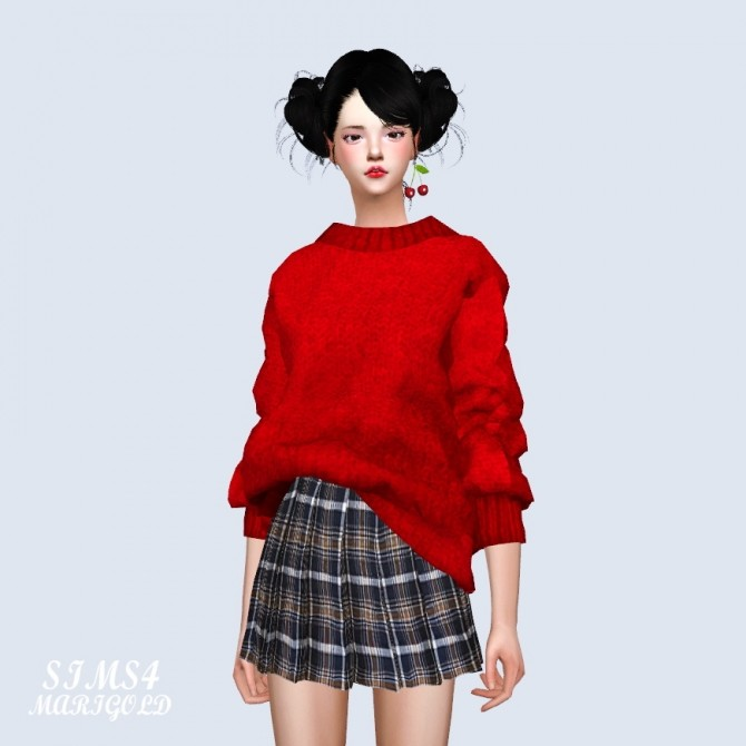 MM Sweater at Marigold image 739 670x670 Sims 4 Updates