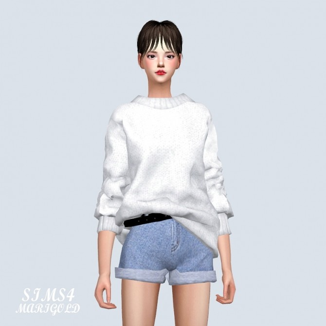 Sims 4 MM Sweater at Marigold