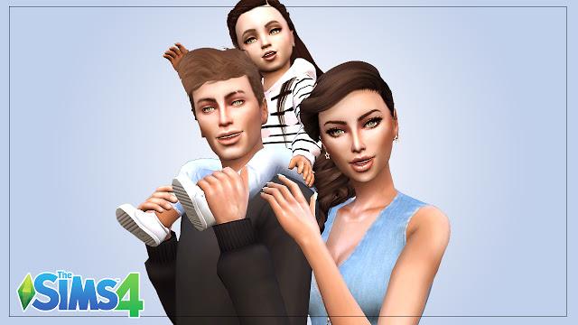 Sims 4 The Kimballs at MSQ Sims