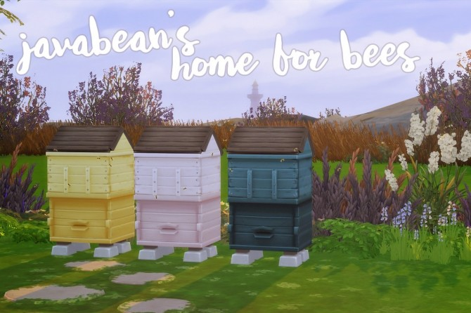 Javabean's Home for Bees at Hamburger Cakes image 764 670x446 Sims 4 Updates