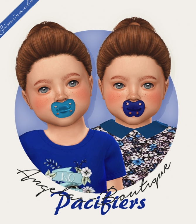 Angelas Boutique Pacifiers 3t4 At Simiracle 187 Sims 4 Updates