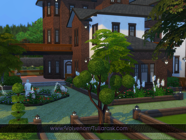 Sims 4 Linset Farm by Volvenom at TSR