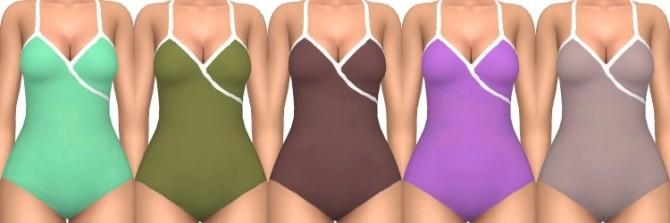 Sims 4 Pamela swimsuits at Annett's Sims 4 Welt
