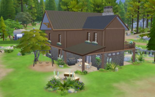 Sims 4 House 59 Granite Falls at Via Sims