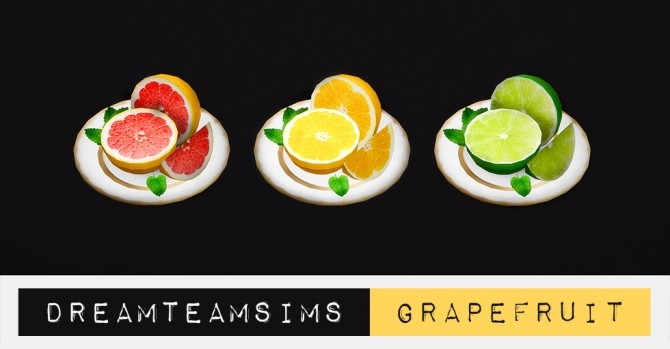 Grapefruit at Dream Team Sims image 879 670x349 Sims 4 Updates