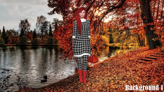 CAS Backgrounds Autumn 2018 Part 3 at Annett's Sims 4 Welt image 8911 Sims 4 Updates