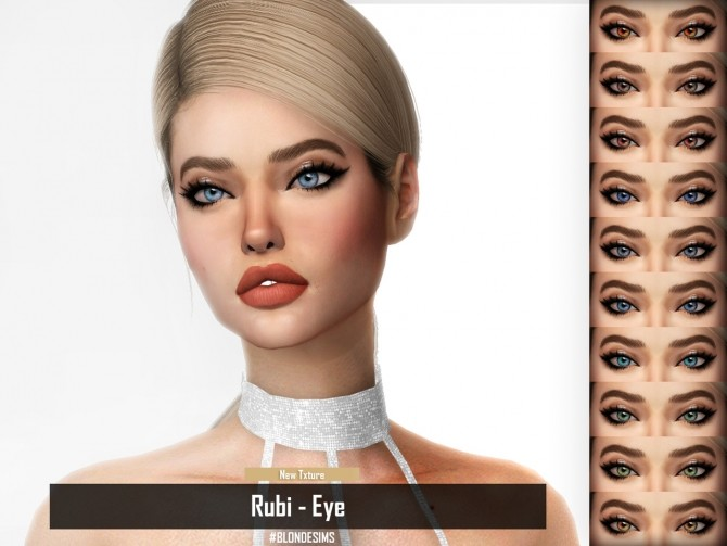 BLONDESIMS RUBI EYES at REDHEADSIMS image 907 670x503 Sims 4 Updates
