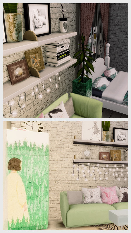 New Colorful Set Of September at Viviansims Studio image 908 Sims 4 Updates