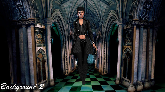 Sims 4 CAS Backgrounds Castle at Annett's Sims 4 Welt