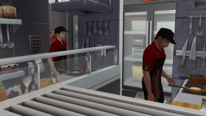 McDonald's Restaurant #4 by Ansett4Sims at RomerJon17 Productions image 1029 670x377 Sims 4 Updates