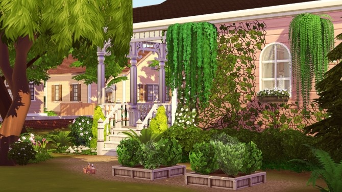 LAmour Cottage at Jenba Sims image 1055 670x377 Sims 4 Updates