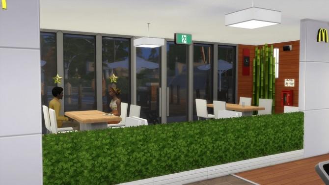 McDonald's Restaurant #4 by Ansett4Sims at RomerJon17 Productions image 1077 670x377 Sims 4 Updates