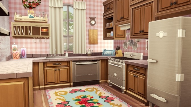 LAmour Cottage at Jenba Sims image 1084 670x377 Sims 4 Updates