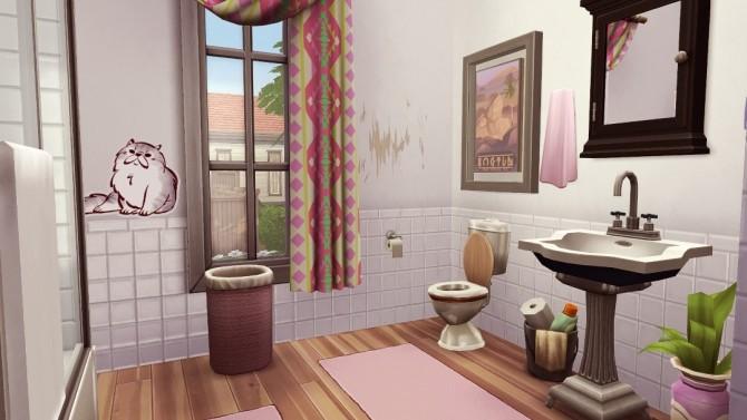 Sims 4 LAmour Cottage at Jenba Sims