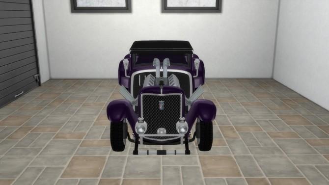 Sims 4 Albany Frankenstange (Halloween 2018 CC) at OceanRAZR