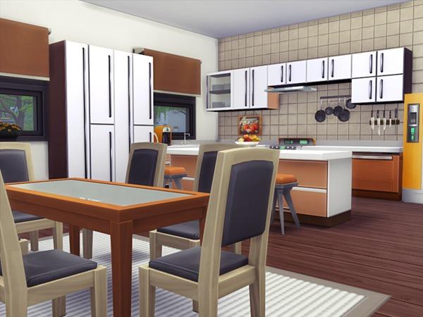 Ava house by Danuta720 at TSR image 1144 Sims 4 Updates