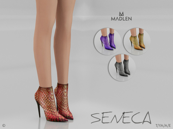 Madlen Seneca Boots by MJ95 at TSR image 11612 Sims 4 Updates