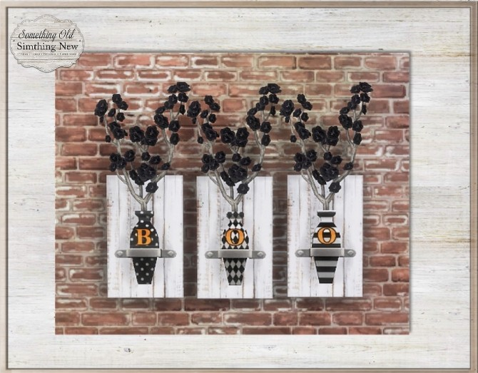 Halloween Deco Objects at Simthing New image 1174 670x523 Sims 4 Updates