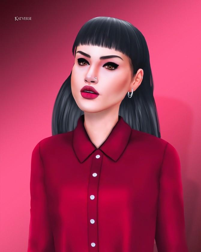 Cassandra Eyeliner at Katverse image 1199 670x838 Sims 4 Updates