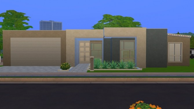 Eco House 2 (no CC) by lolakret at Mod The Sims image 1291 670x377 Sims 4 Updates