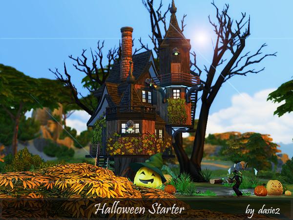 Halloween Starter by dasie2 at TSR image 1298 Sims 4 Updates