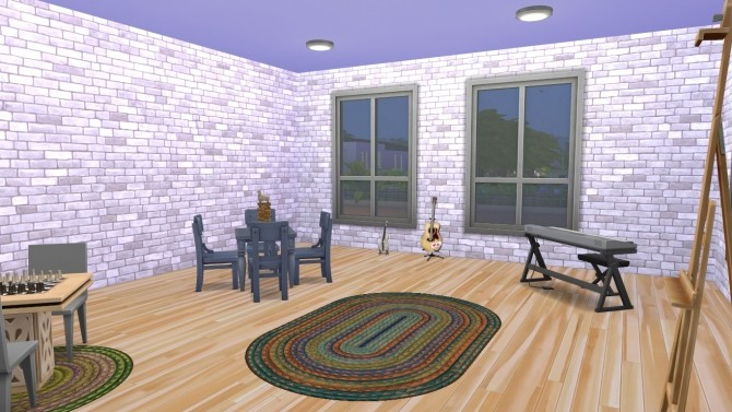 Eco House 2 (no CC) by lolakret at Mod The Sims image 1302 670x377 Sims 4 Updates