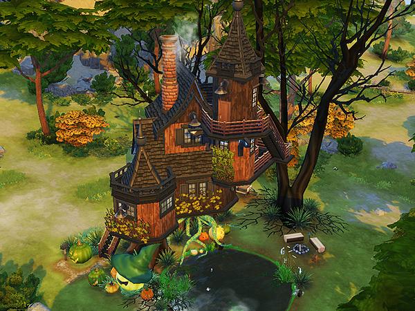 Halloween Starter by dasie2 at TSR image 1308 Sims 4 Updates