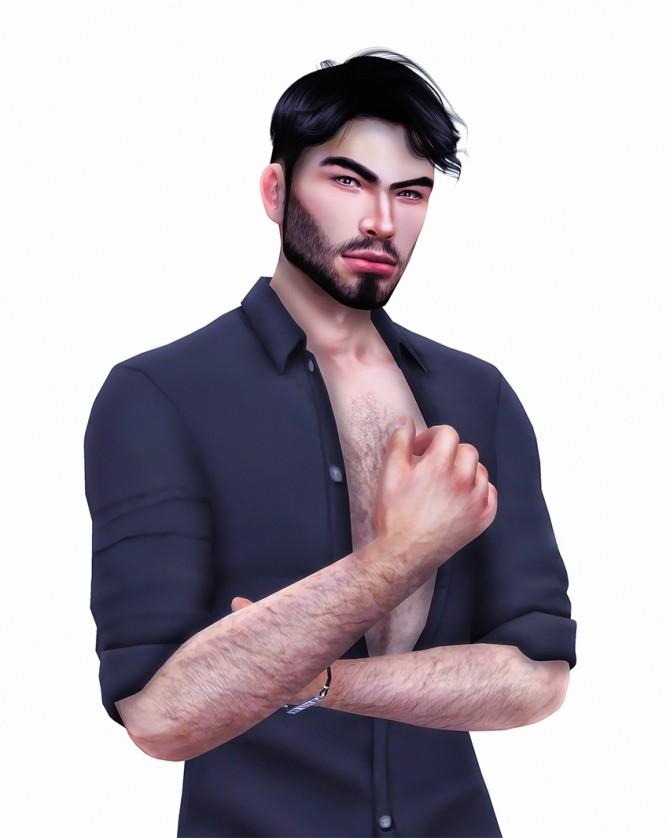 Sims 4 Juan at Katverse