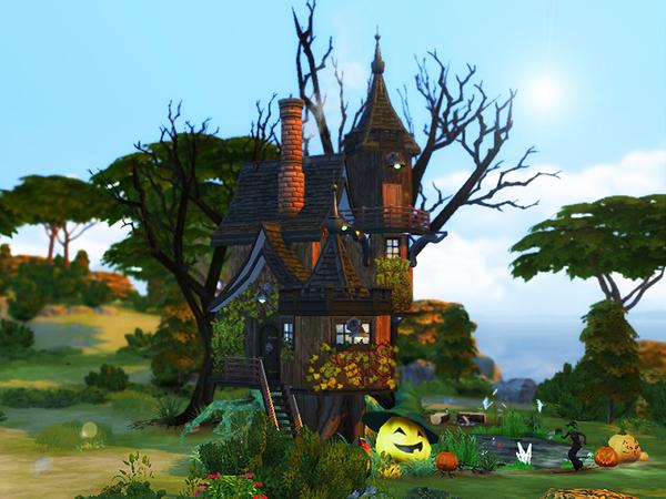 Halloween Starter by dasie2 at TSR image 13114 Sims 4 Updates