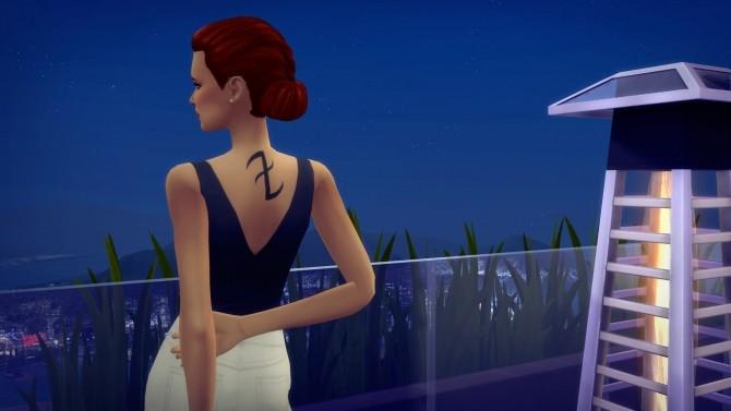 Sims 4 Shadowhunter Rune Tattoos by Knivanera at Mod The Sims