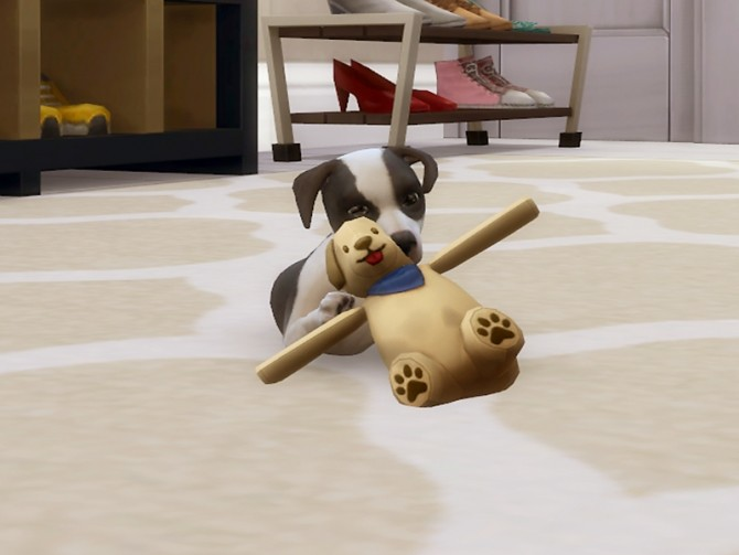 Sims 4 Pet Toys Pack #1 at MSQ Sims