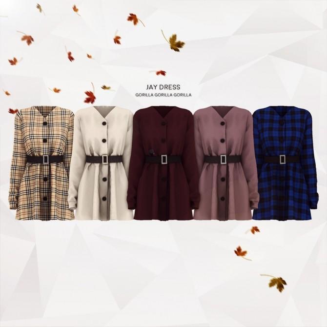 Женская повседневная одежда 1503-670x670