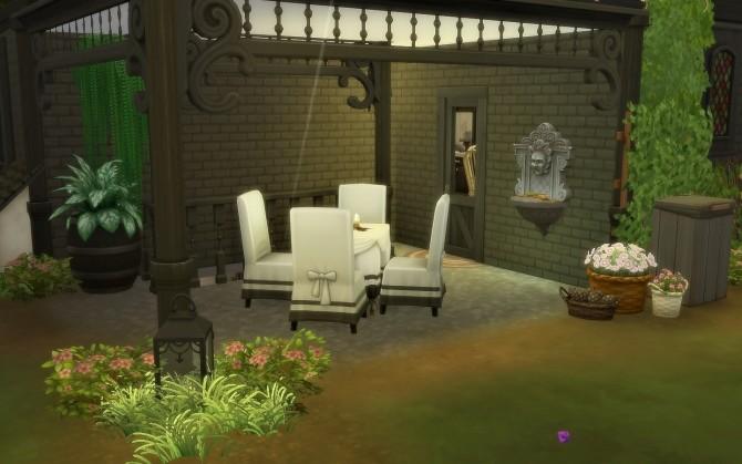 Sims 4 House 63   Halloween Home at Via Sims