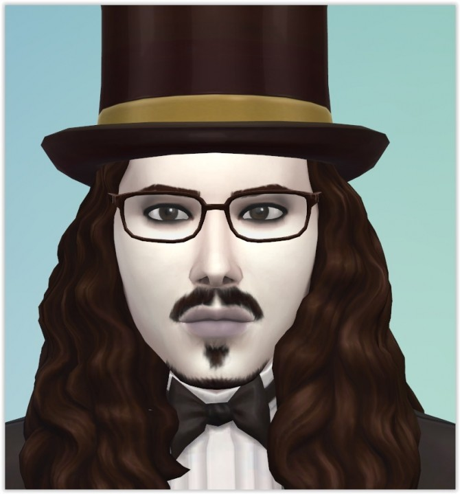 Sims 4 Mina and Gary Dracula by Angerouge at Studio Sims Creation