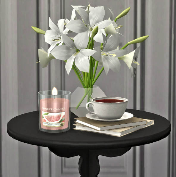 Yankee Candle Collection by Sooky at Blooming Rosy image 1583 Sims 4 Updates